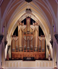 Basilica, Basilica of Saint John the Baptist Basilica Organ